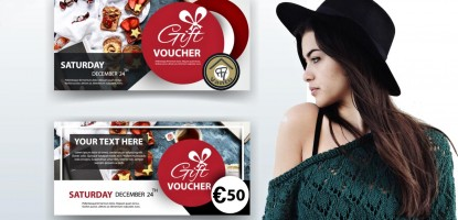 Purchase of gift vouchers