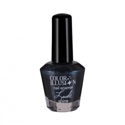 COLOR ILLUSION Nail Polish - Denim effect