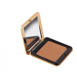 CASHMERE GOLD Pearlescent Blush - Coffee-Red