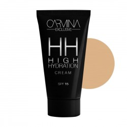 CARMINA EXCLUSIVE High Hydration Cream Make-up - Amber 02