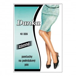 DANKA stockings for garter belt winter 40 DEN
