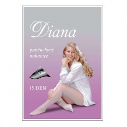DIANA tights shiny lycra