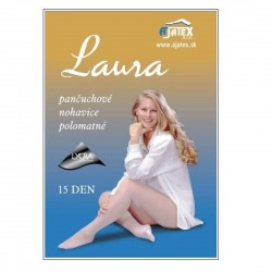 LAURA tights semi-matt lycra