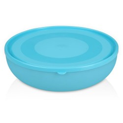Plastic bowl with lid 7 Liters