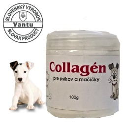 COLLAGEN for dogs and cats 100 gram