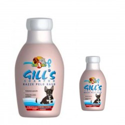 GILLS short hair shampoo for dogs 230 ml