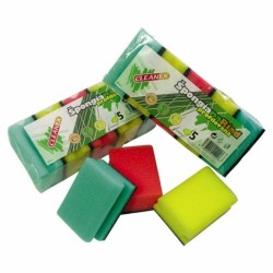 CLEANEX sponge for dishes 5 pcs