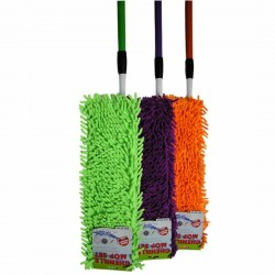 Mop PRO HOME Delux 43x13cm with telescopic pole