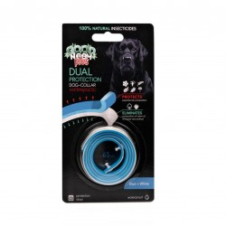 GOOD NEEM - Antiparasitic two-layer biological collar for dogs 65 cm