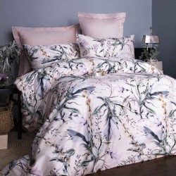 COLEUS satin bedding Issimo Home