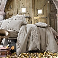 SALOME organic exclusive linen Issimo Home