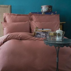 COPPER satin bedding Issimo Home