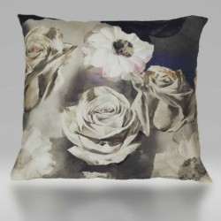 AURA satin pillow cover 40 x 40 cm Issimo Home