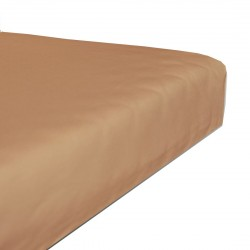 Terry stretch bedsheet - Cappuccino