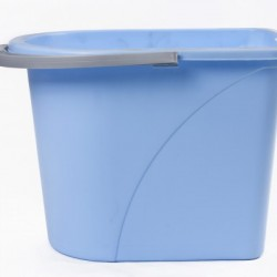 Square bucket for mop 8 liters