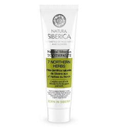 7-Northern Herbs toothpaste