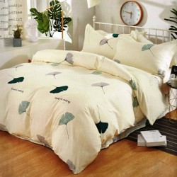 SILVIA flannel bed linen