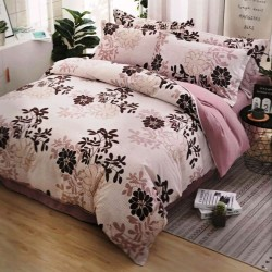 SOFIA flannel bed linen